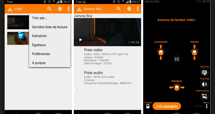 VLC for Android beta Best Android Video Player Apps