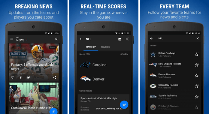 best college football app colkege football scores