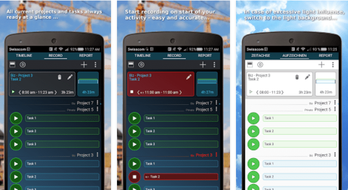 Best Time Tracking Apps for Android Gleeo Time Tracker