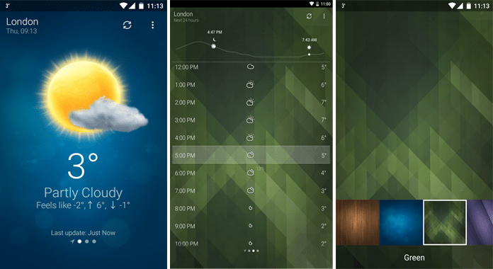Weather Widgets Best Weather Apps for Android
