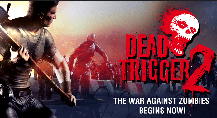 Best Action Games for Android dead trigger-2