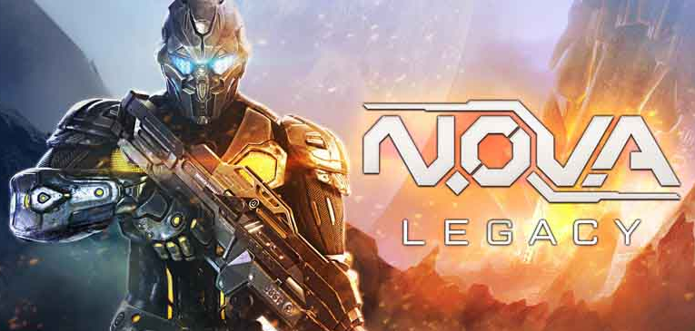 Best Action Games for Android free n-o-v-a Legacy