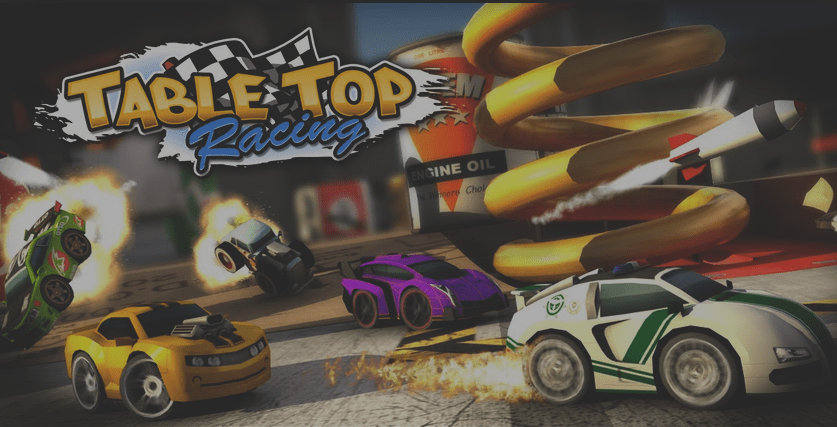 Best Free Racing Games for Android Table Top Racing Free