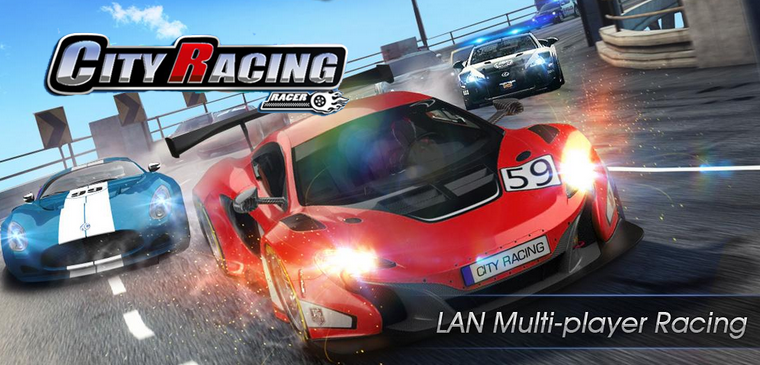Best Free Racing Games for Android City Racing 3D