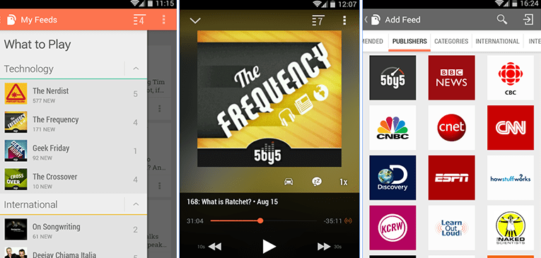 Download Best Podcast Apps for Android BeyondPod Podcast Manager
