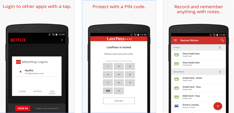 5 Must-Have Apps For Your New Android Phone LastPass Password Manager