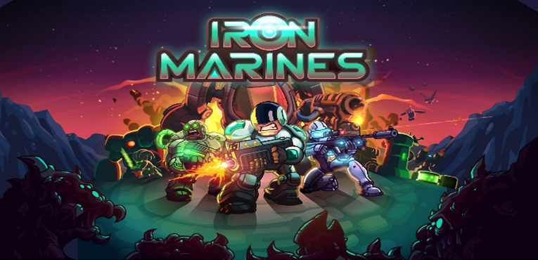 Best Challenging Strategy Games for Android Iron Marines