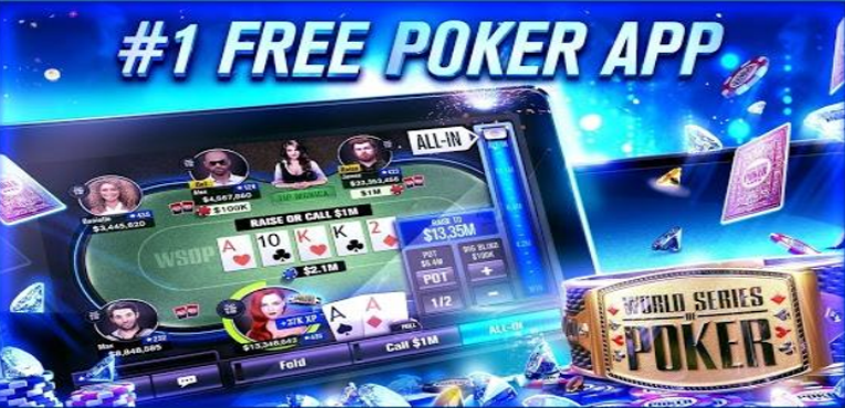 Best Challenging Strategy Games for Android World Series of Poker – Texas Hold'em Poker