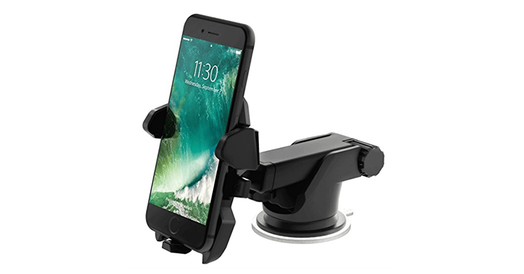 Best Smartphone Accessories Android and IOS iOttie Easy One Touch 2 Car Mount Holder