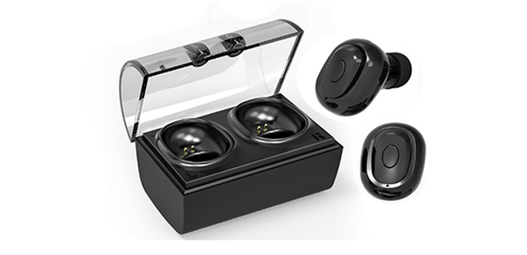 Best Wireless Bluetooth Earbuds for Smartphone IOUIOU Truly Wireless Earbuds