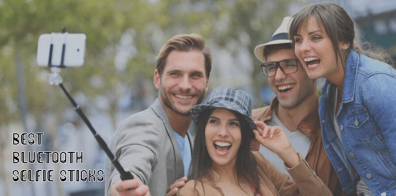 Best Bluetooth Selfie Sticks