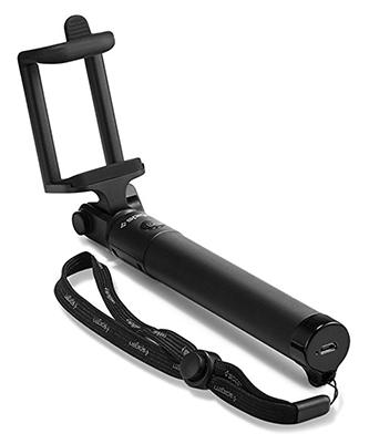 Spigen S520 Selfie Stick with Bluetooth