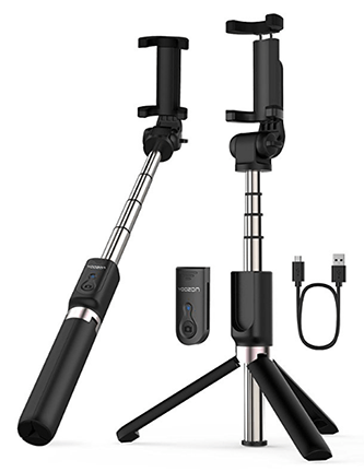 Yoozon Bluetooth Selfie Stick