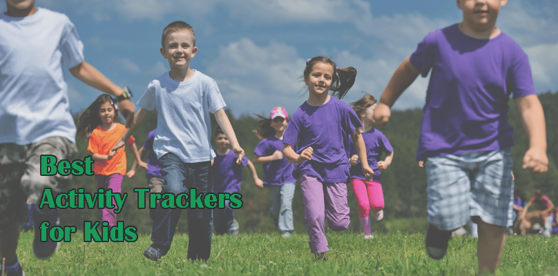 Best Kids Activity Trackers for Kids to improve their fitness