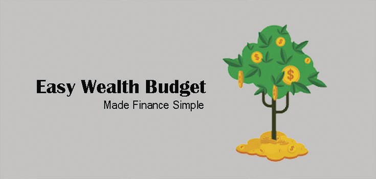 Easy Wealth Budget Android App - Finance Made Simple