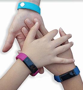 Trendy Pro - Fitness Activity Tracker for Kids