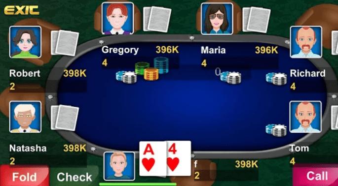 New Poker Holdem Master Online Card Game