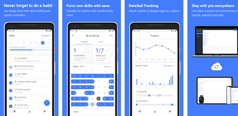 Habitify Habit Tracker