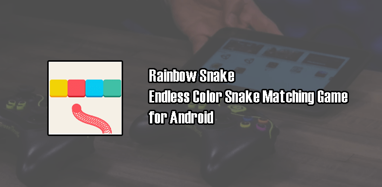 Rainbow Snake - Endless Color Snake Matching Game for Android