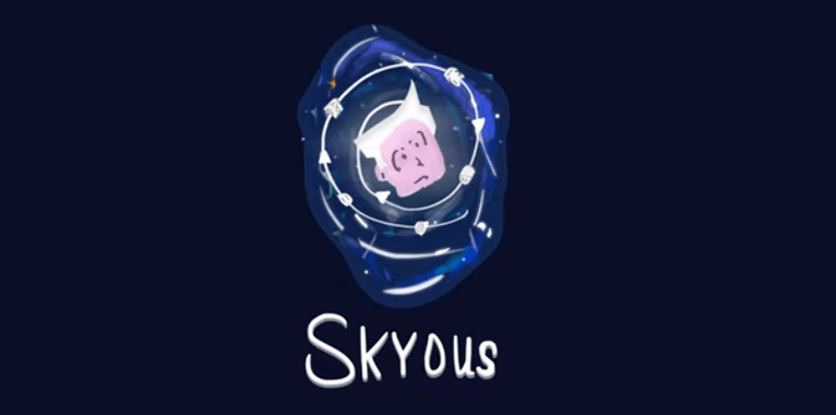 Skyous adventure game