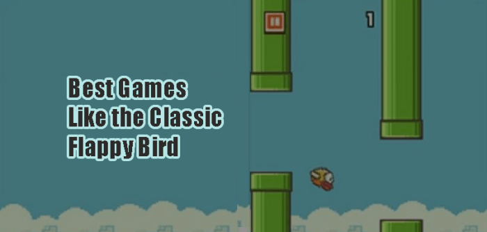 Best Games Like Flappy Bird