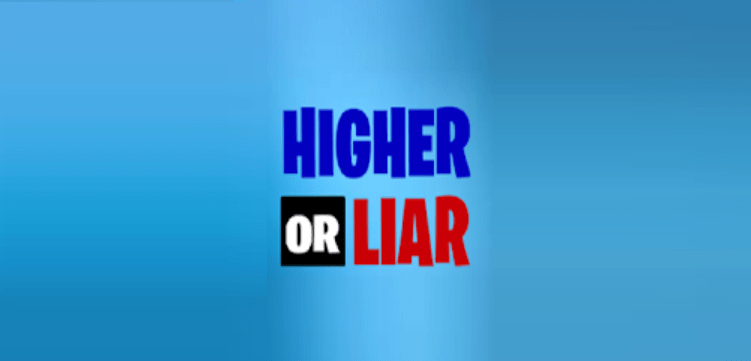 Higher or Liar Trivia game for Android