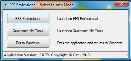 EFS Pro Tool