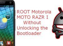 Root Tutorial For Motorola RAZR I