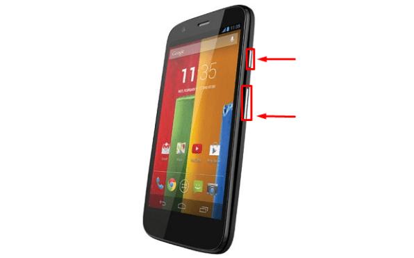 Motorola Moto G Tips
