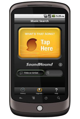 SoundHound app now gives unlimited music IDs - Android Community