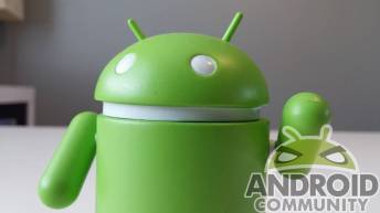 The Android...