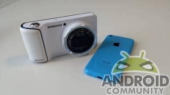 A phone and a camera... phone?