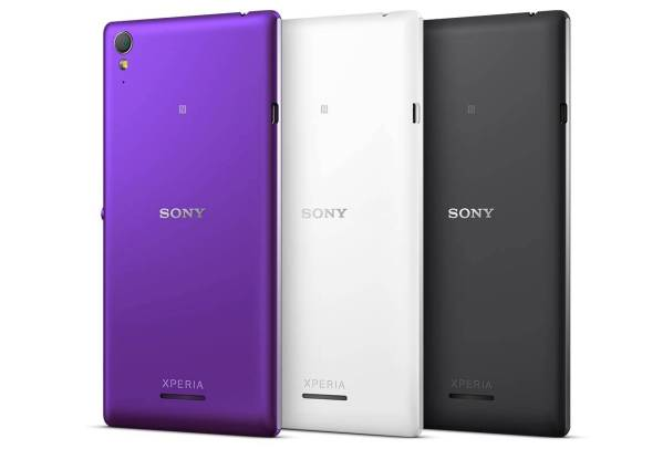 Sony Xperia T3 is a mid-range option for stylish users ...