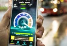 4G + LTE A EE UK londong 150 mbps