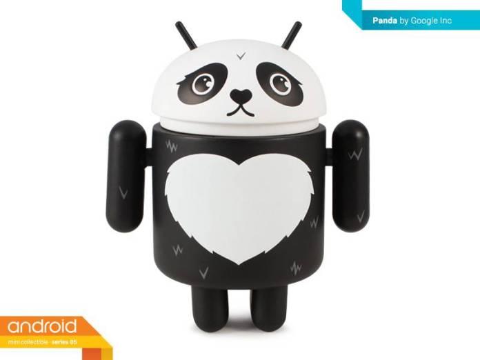 Android Panda by google