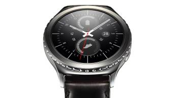 Samsung Gear S2 Tizen OS-powered smartwatch d