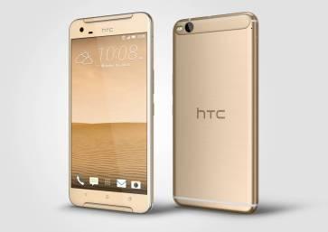 E56 - One X9 - Imagery - Handset - Topaz Gold