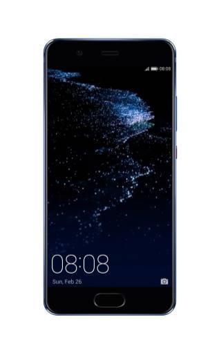 P10 dazzling blue_large screen unlock UI