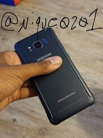 Samsung Galaxy S8 Active C