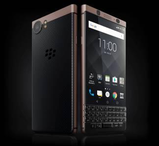 BlackBerry KEYone Bronze Edition Device 2