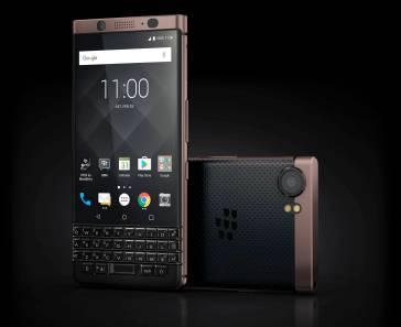 BlackBerry KEYone Bronze Edition Device 3