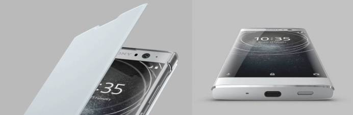 Sony Xperia XA2 Style Cover Stand 2