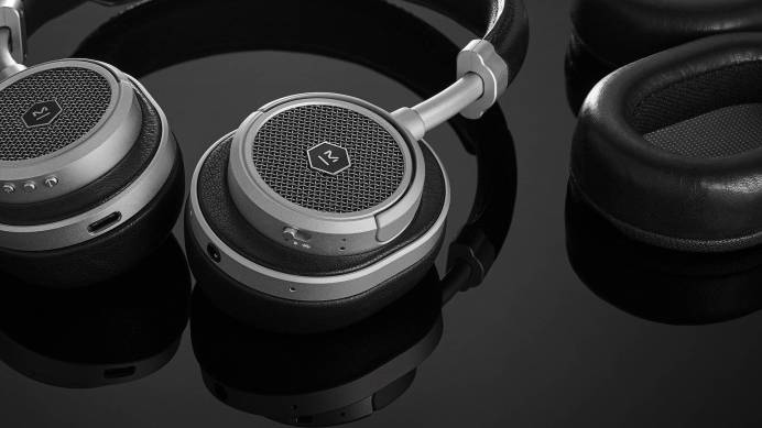 Master and Dynamic 2-In-1 Wireless On Over-Ear Headphones