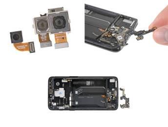 OnePlus 6 Teardown IFIXIT Step 10