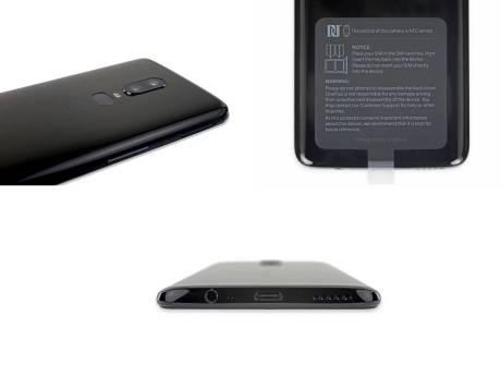 OnePlus 6 Teardown IFIXIT Step 2