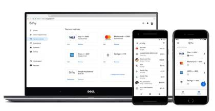 Google Pay Features