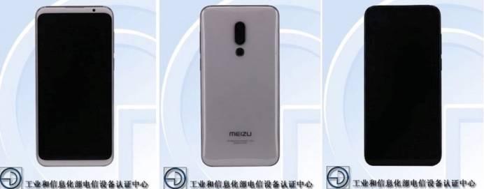 Meizu 16 or 16 Plus Details