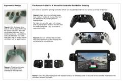 Microsoft Research Xbox controllers