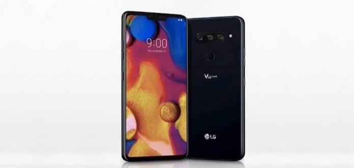 LG V50 Concept