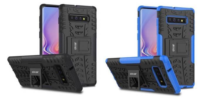 Olixar ArmourDillo Samsung Galaxy S10 Protective Case Black